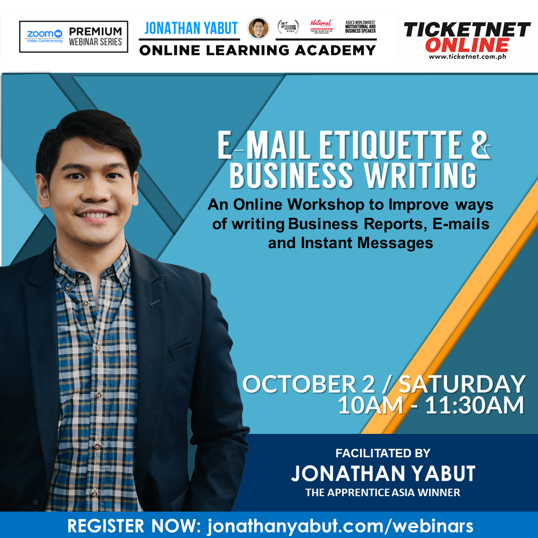 E-mail Etiquette and Business Writing