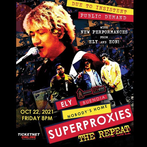 Superproxies The Repeat
